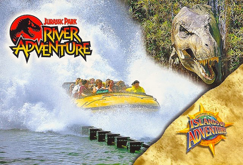 Jurasic Park River Adventure